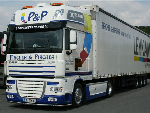 Mega-Trailer Pircher